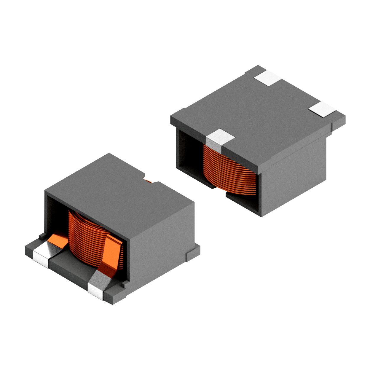flat wire inductor